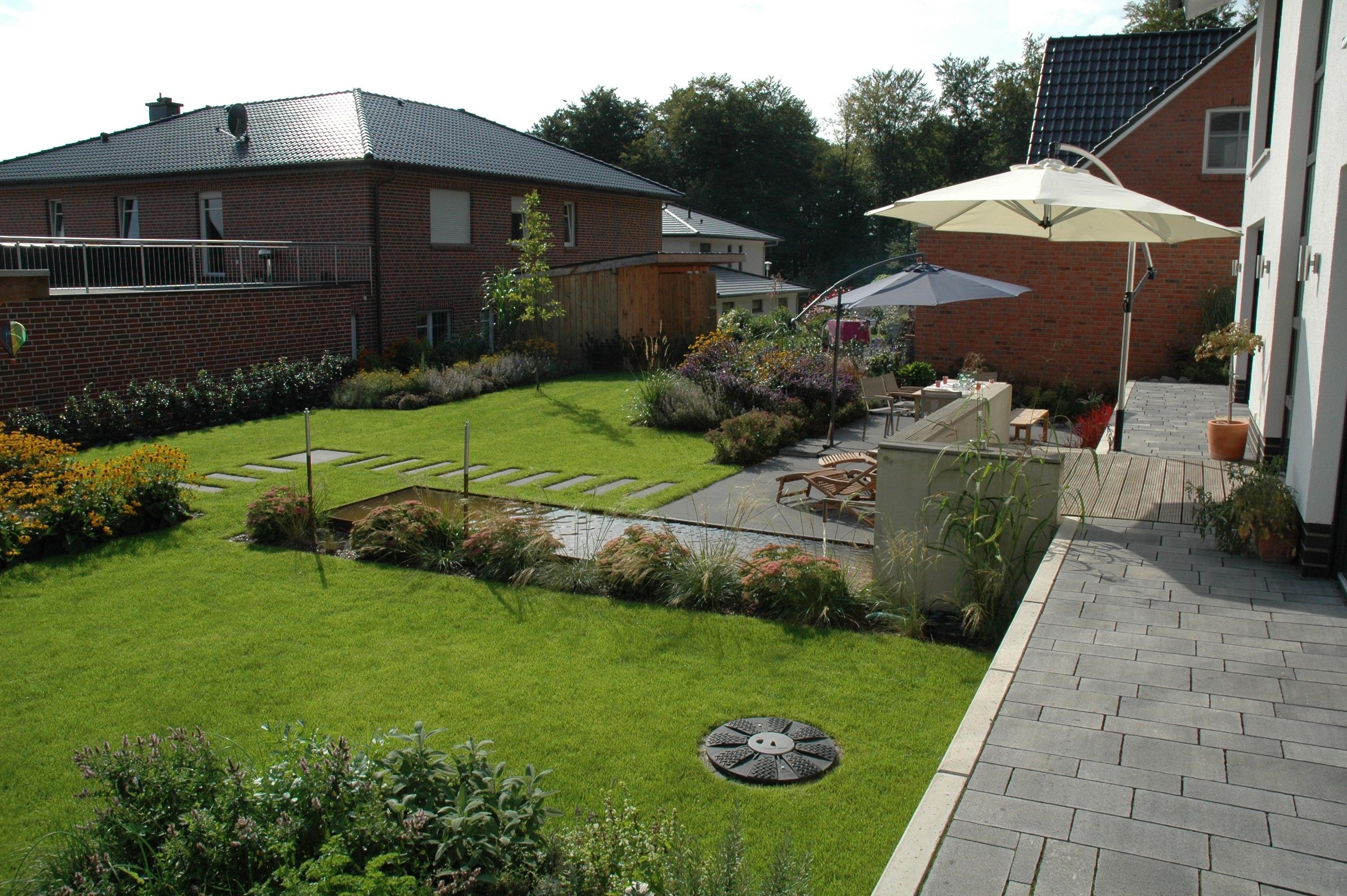 Garten in Kloster Oesede, Georgsmarienhütte