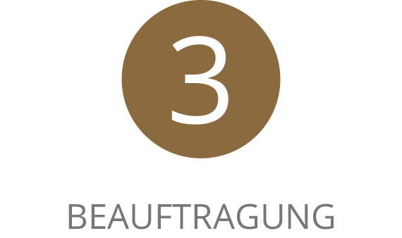 3raumPlaner Osnabrück Beauftragung