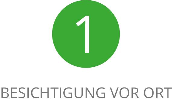 3raumPlaner Osnabrück Besichtigung vor Ort