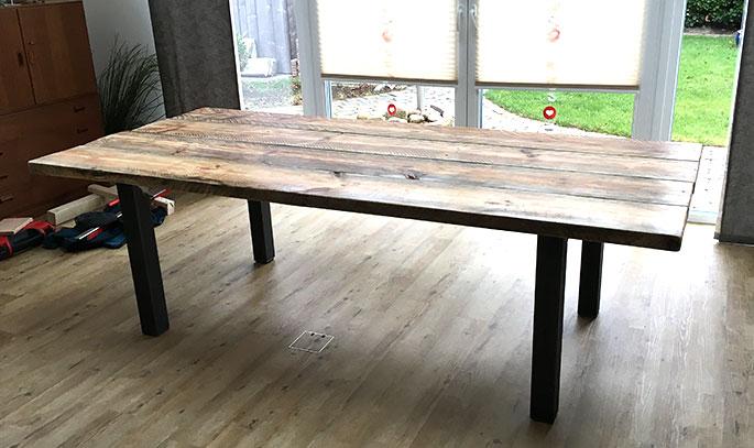 3raumGärtner Tisch