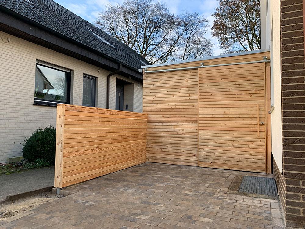 3raumGärtner Gartenhaus